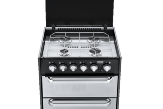 Thetford Caprice 4 burner oven/grill